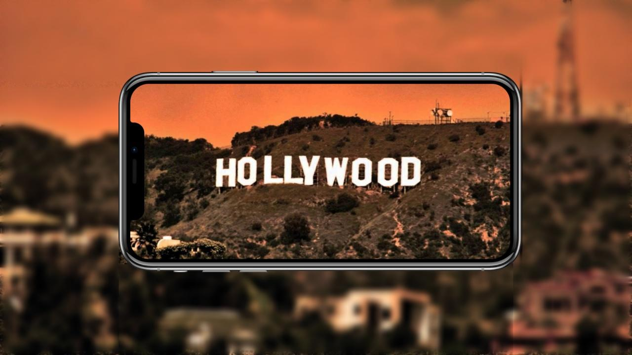 Hollywood iPhone