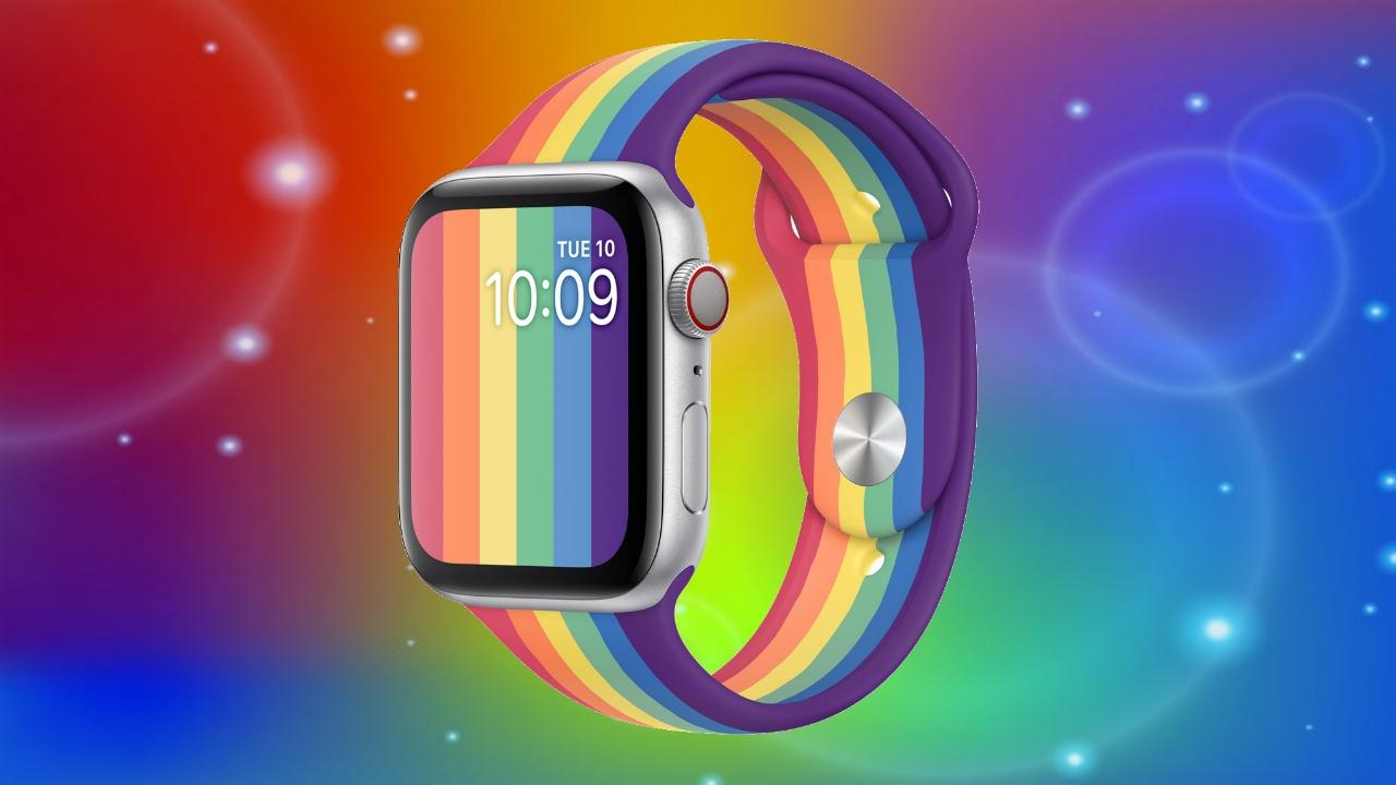 correa apple watch LGTBI