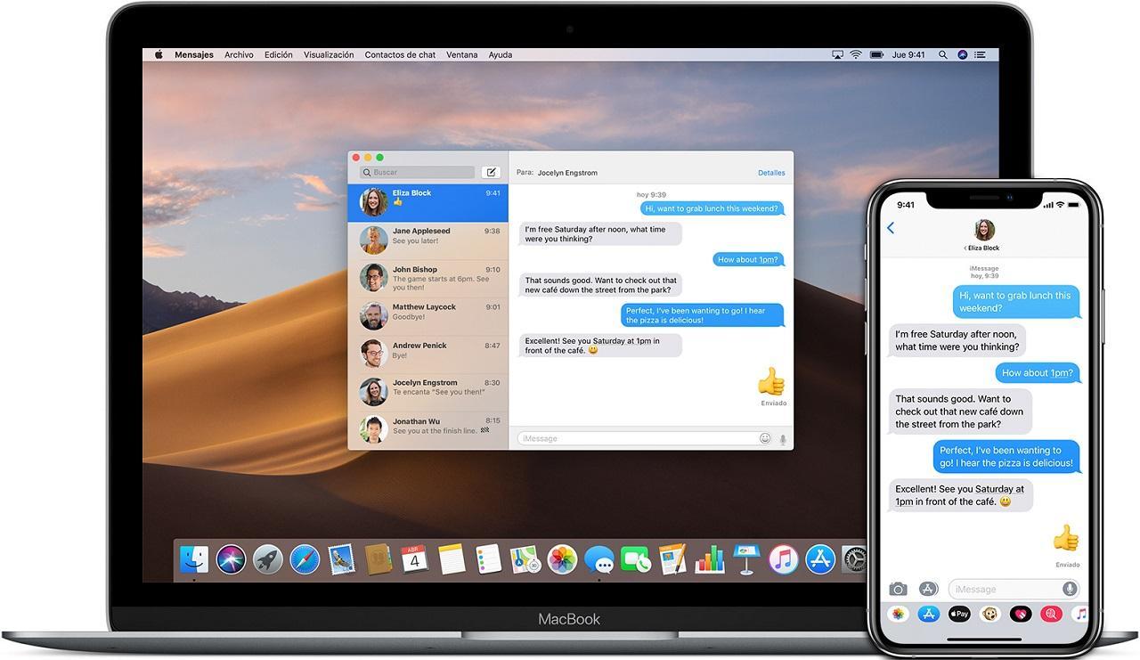 iMessage mac port