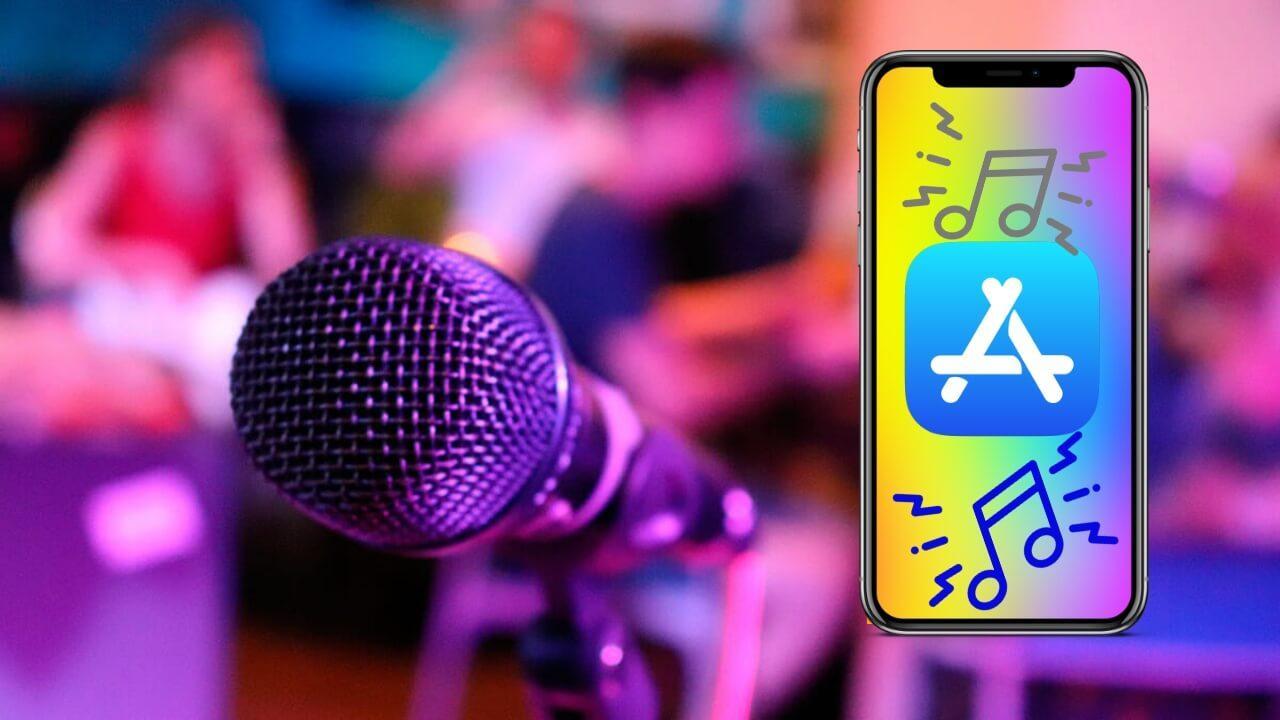 juegos para cantar movil iphone