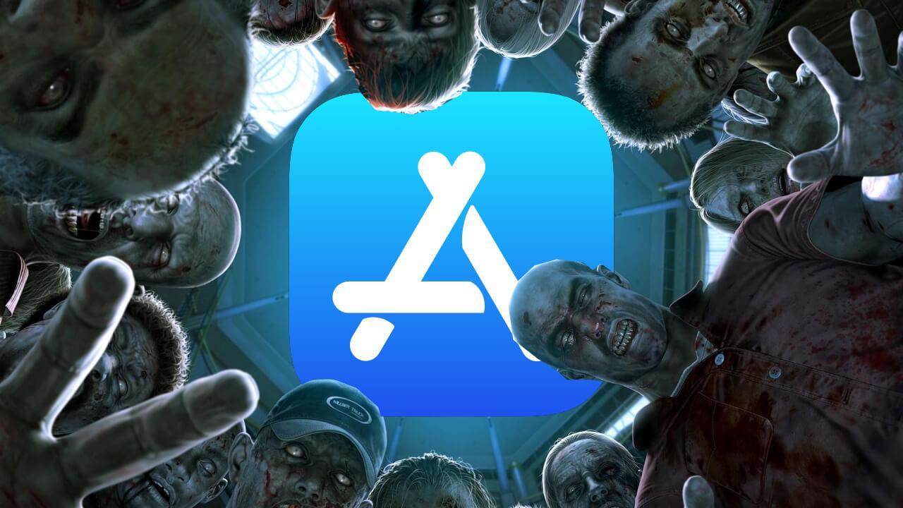 juegos zombies iphone