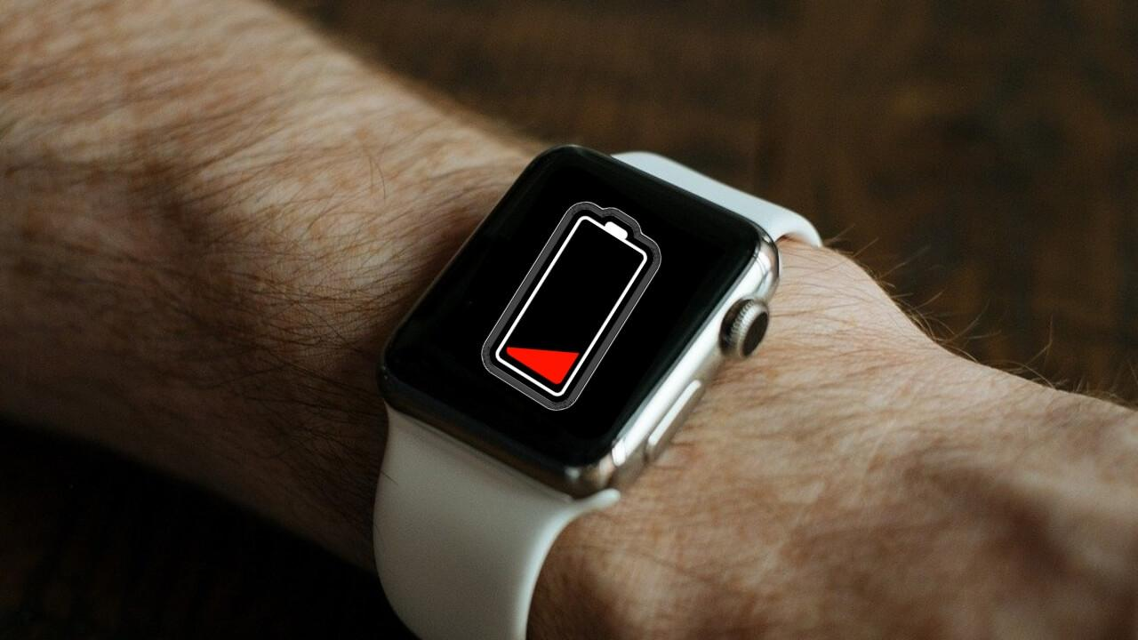 problemas bateria apple watch precio