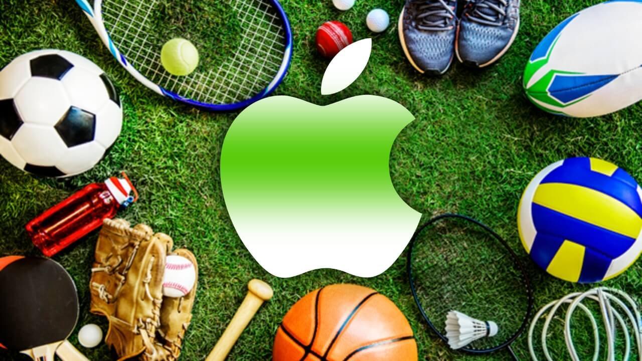 Apple deportes