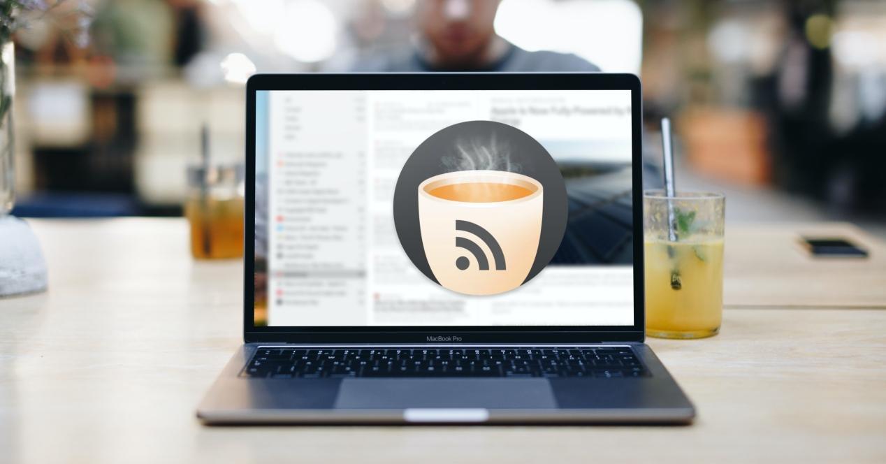 Cappuccino App leer noticias feed Mac