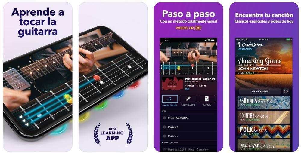 Guitarra Fácil | Coach Guitar