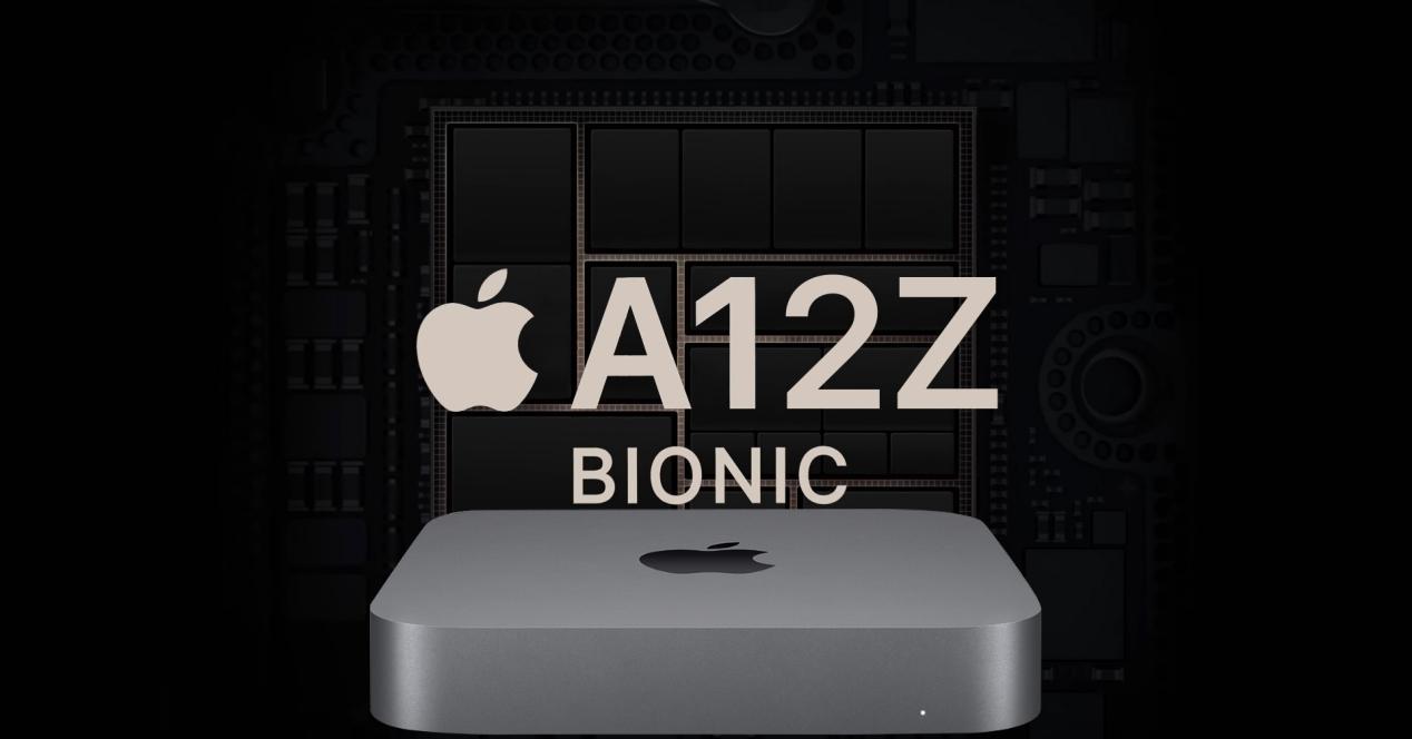 Mac mini A12Z Bionic