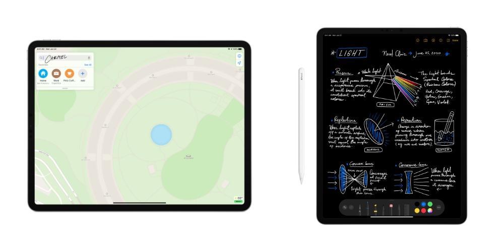 Mejoras Apple Pencil iPadOS 14 Scribble