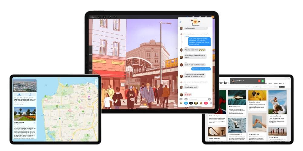 Mejoras iPadOS 14