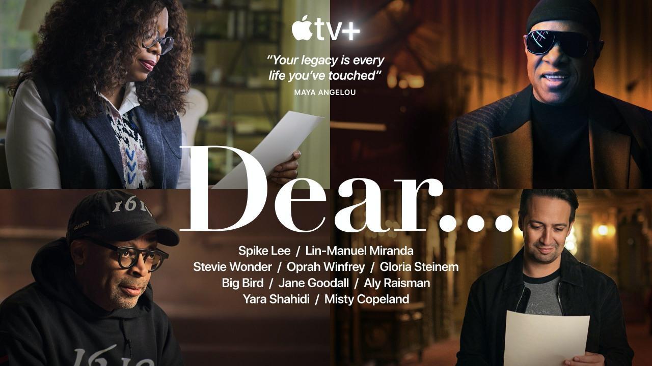 estreno Carta a Apple TV+
