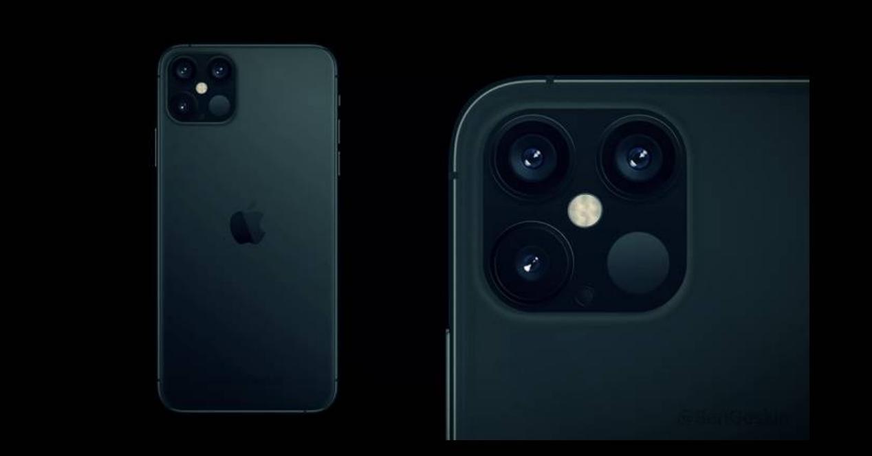 iPhone 12 sin cargador en la caja pero con 5G