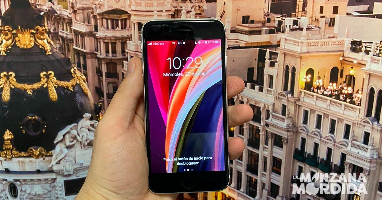 iPhone SE (2 generacion) 2020