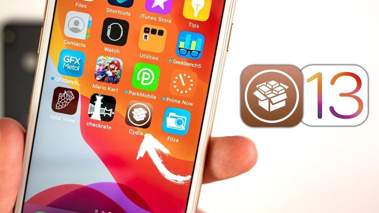 Iphone Jailbreak Ios 13