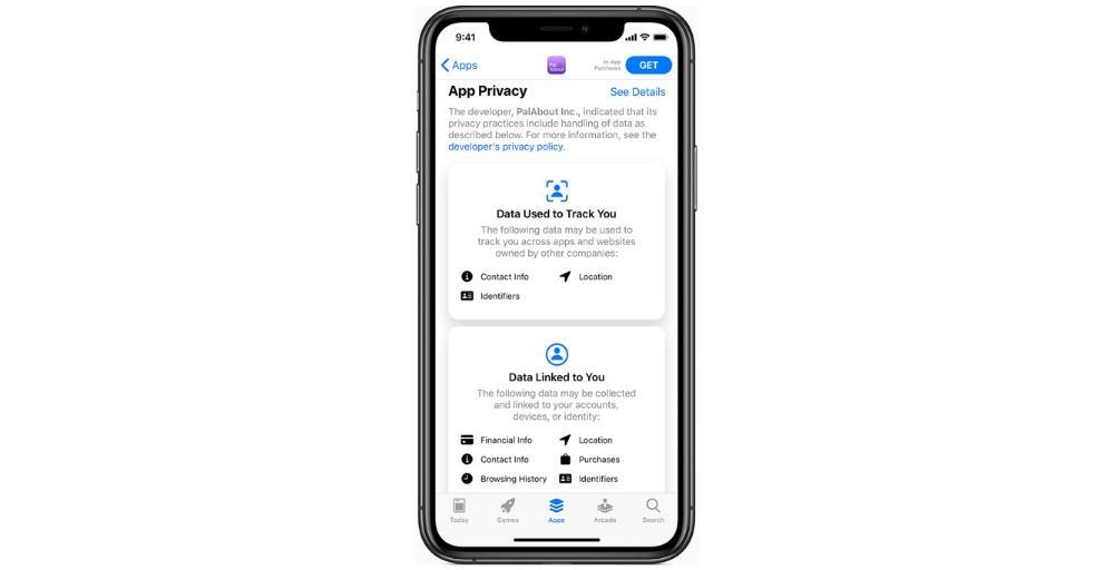 privacidad iOS 14