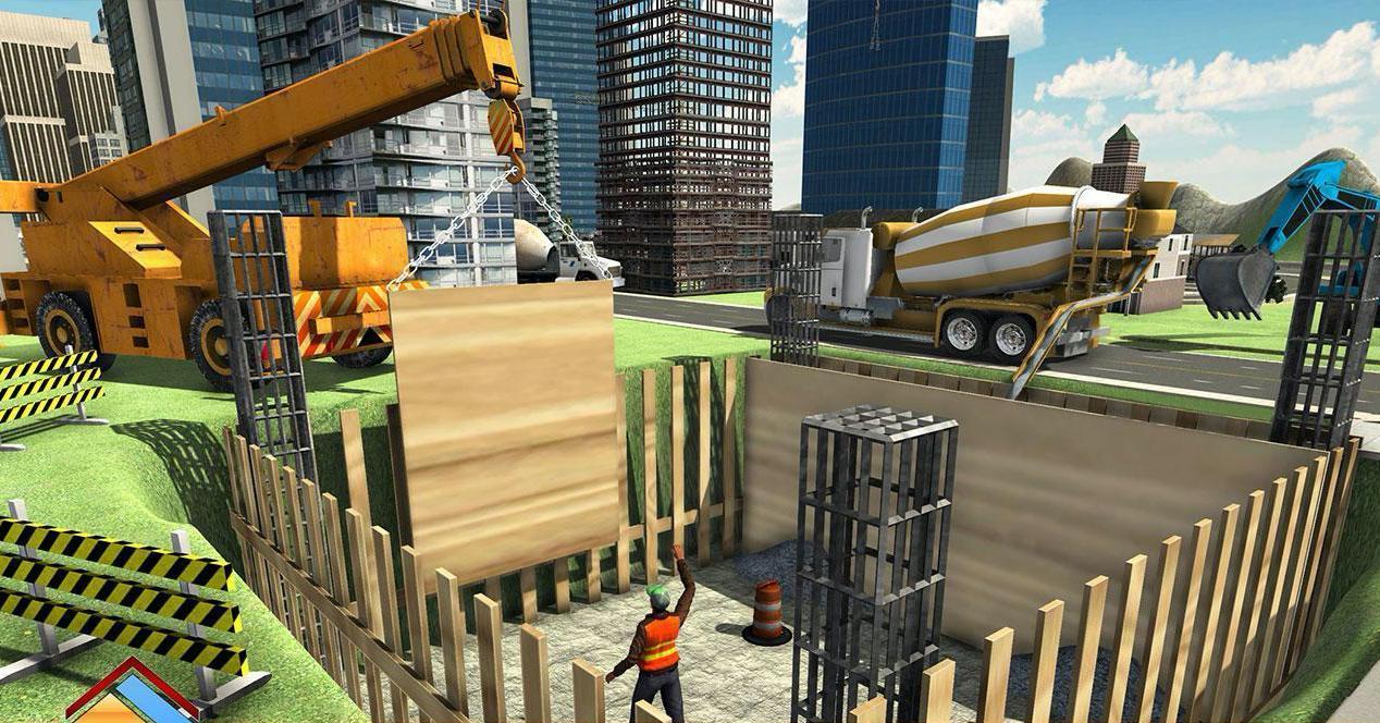 Juegos construcción iPhone iPad