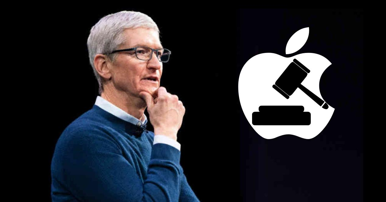 Juicio Apple TIm Cook