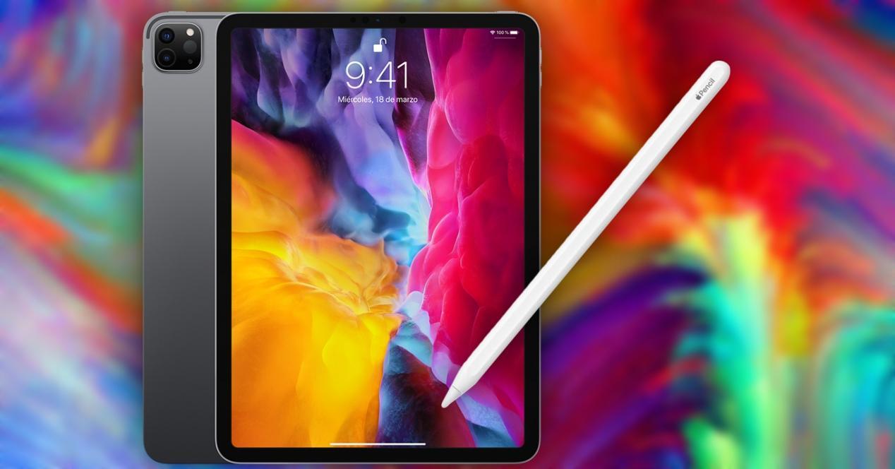 Nueva patente Apple Pencil