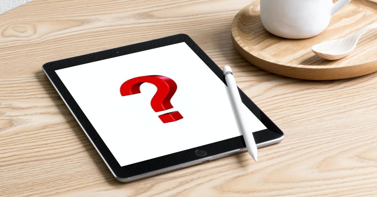 Problemas y fallos iPad Pro - solucio