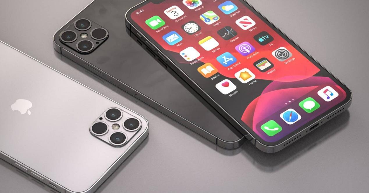Render iPhone 12