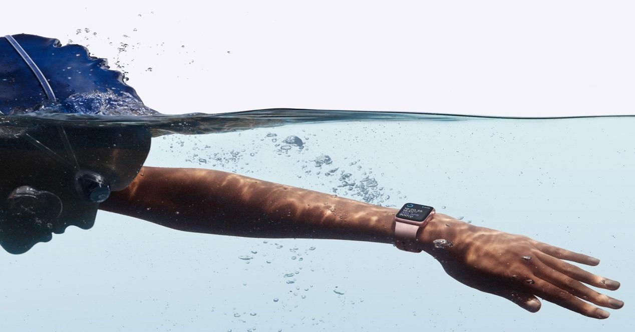 apple watch nadar