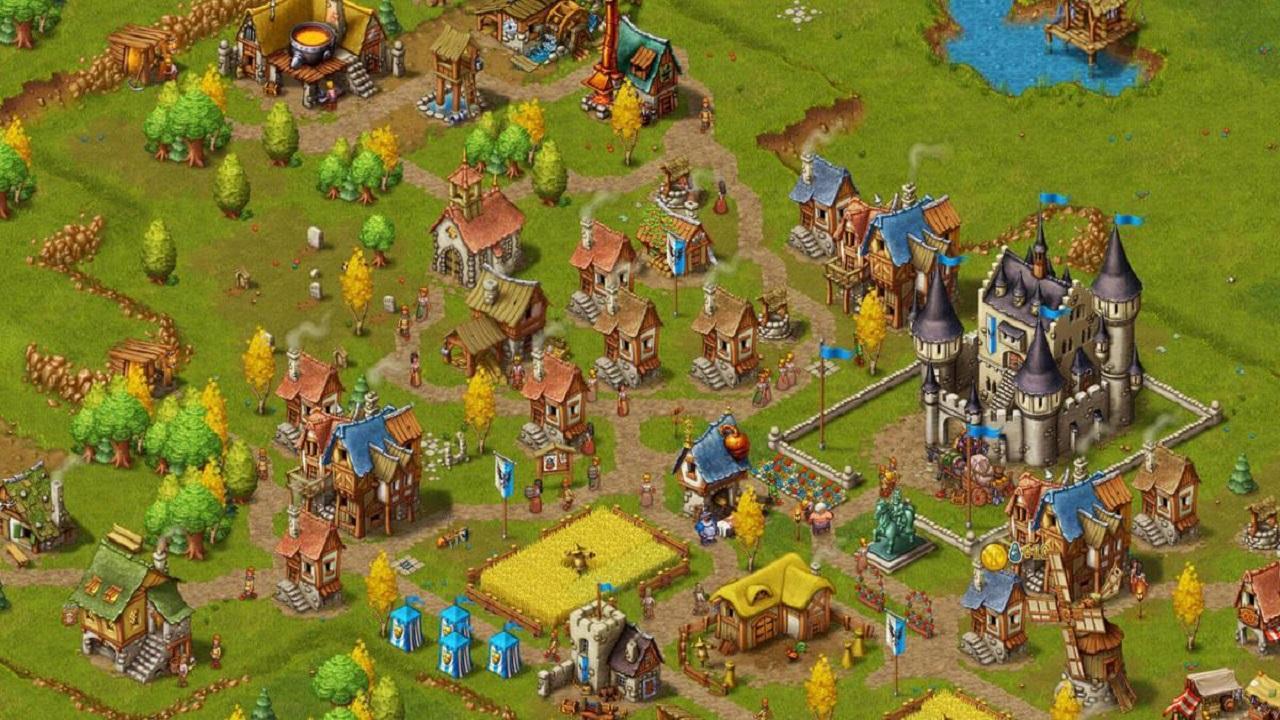 juegos aldeas