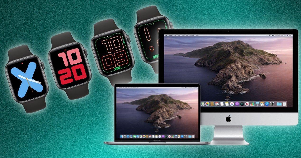macOS 10.15.6 watchOS 6.2.8