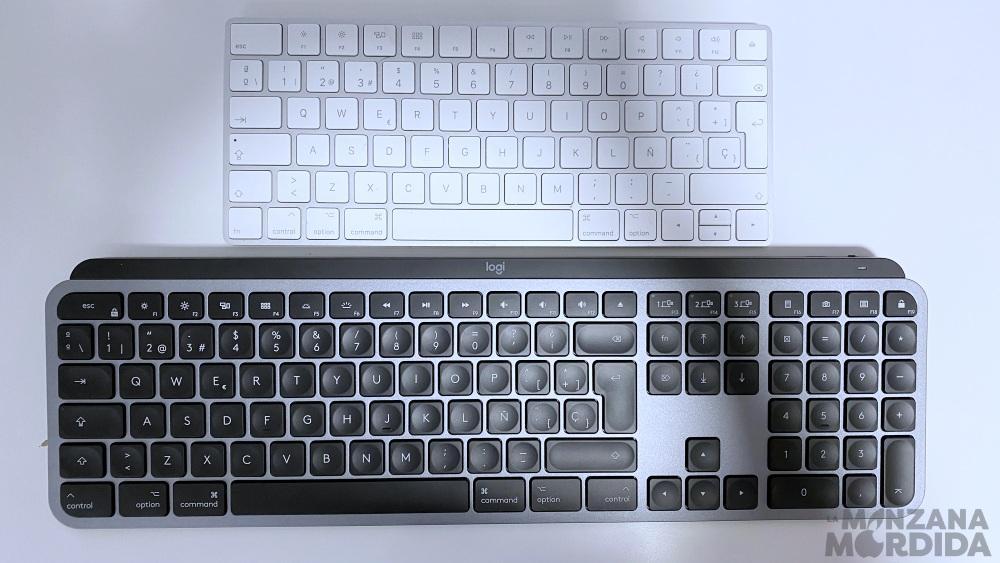 teclados comparativa