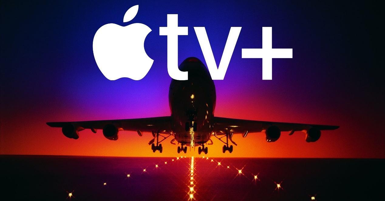 Apple TV+ gratis aviones American Airlines