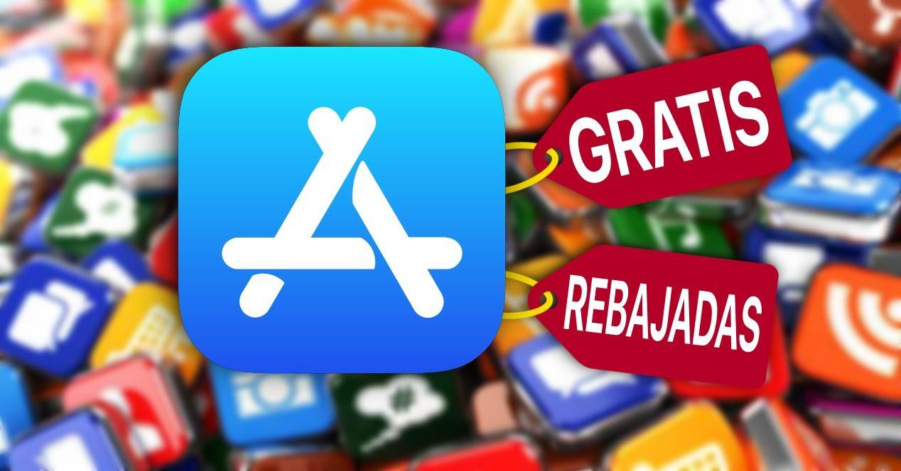 Apps gratis y rebajadas