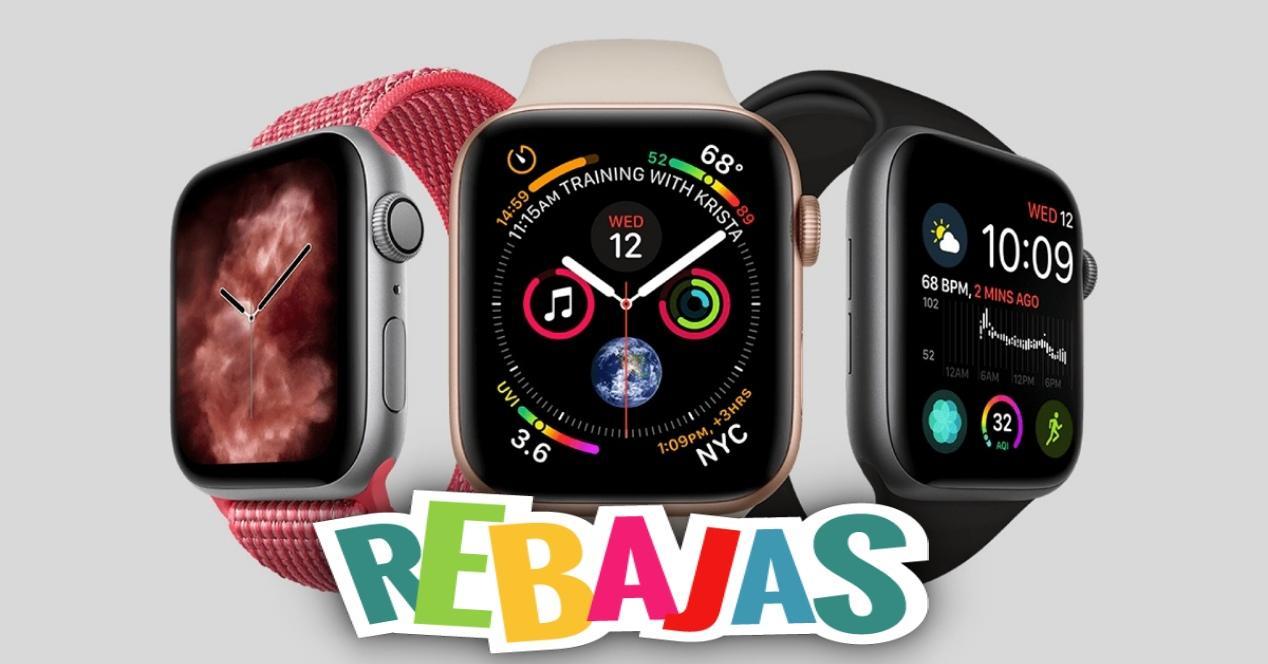 Descuento Apple Watch Series 4