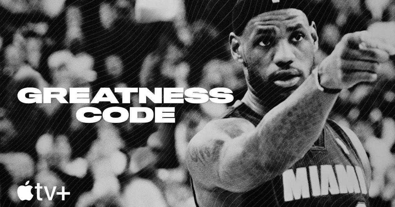 Greatness Code Apple TV+ - El código de la Excelencia