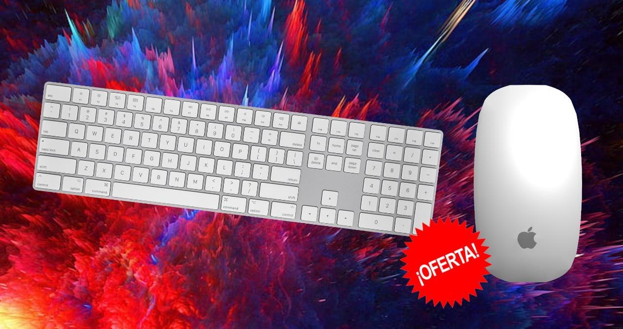 Magic Keyboard Magic Mouse