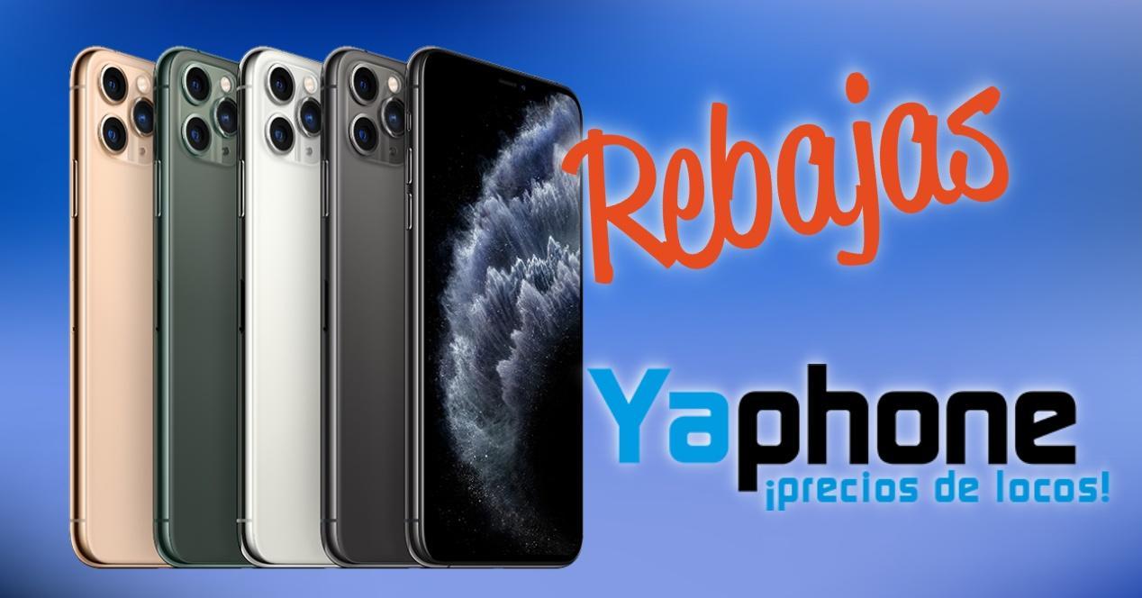 Rebajas Yaphone