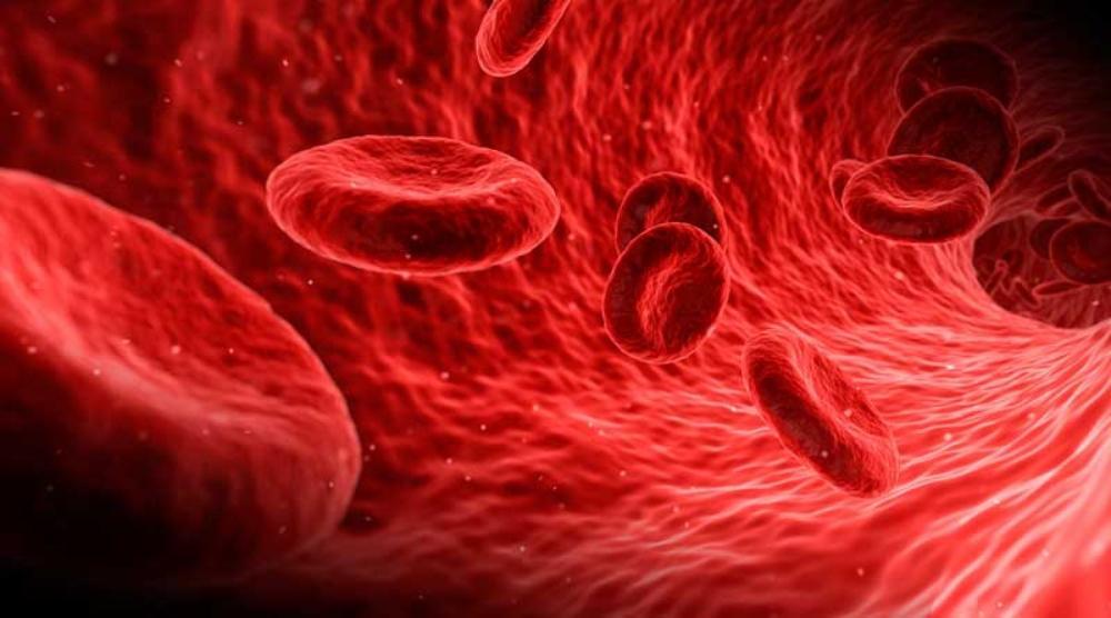 Saturación sangre
