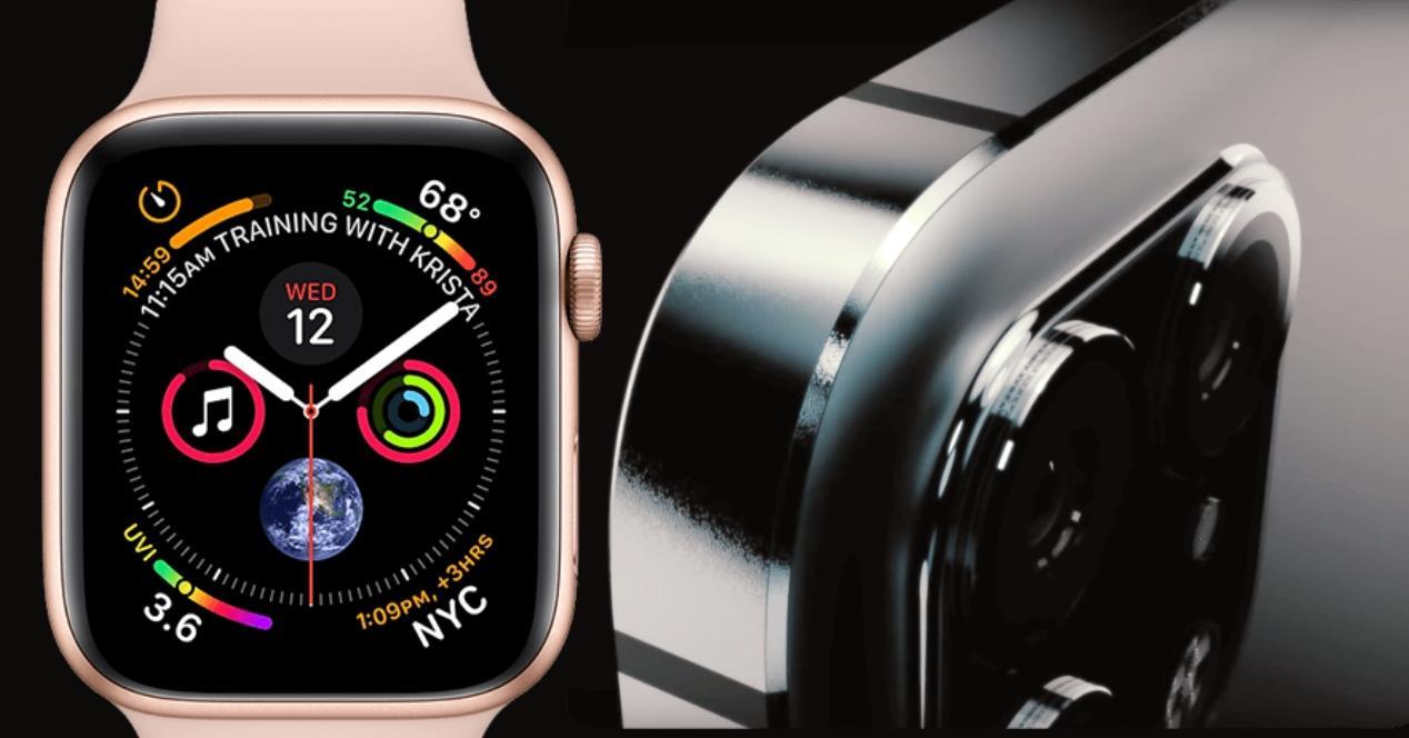 Apple Watch Series 6 y iPhone 12 rumores