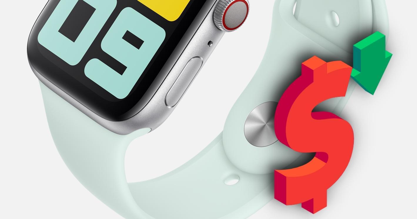Apple Watch baja de precio