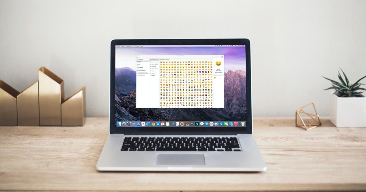 Cómo usar emojis en Mac macOS