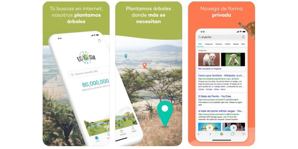 Ecosia iOS