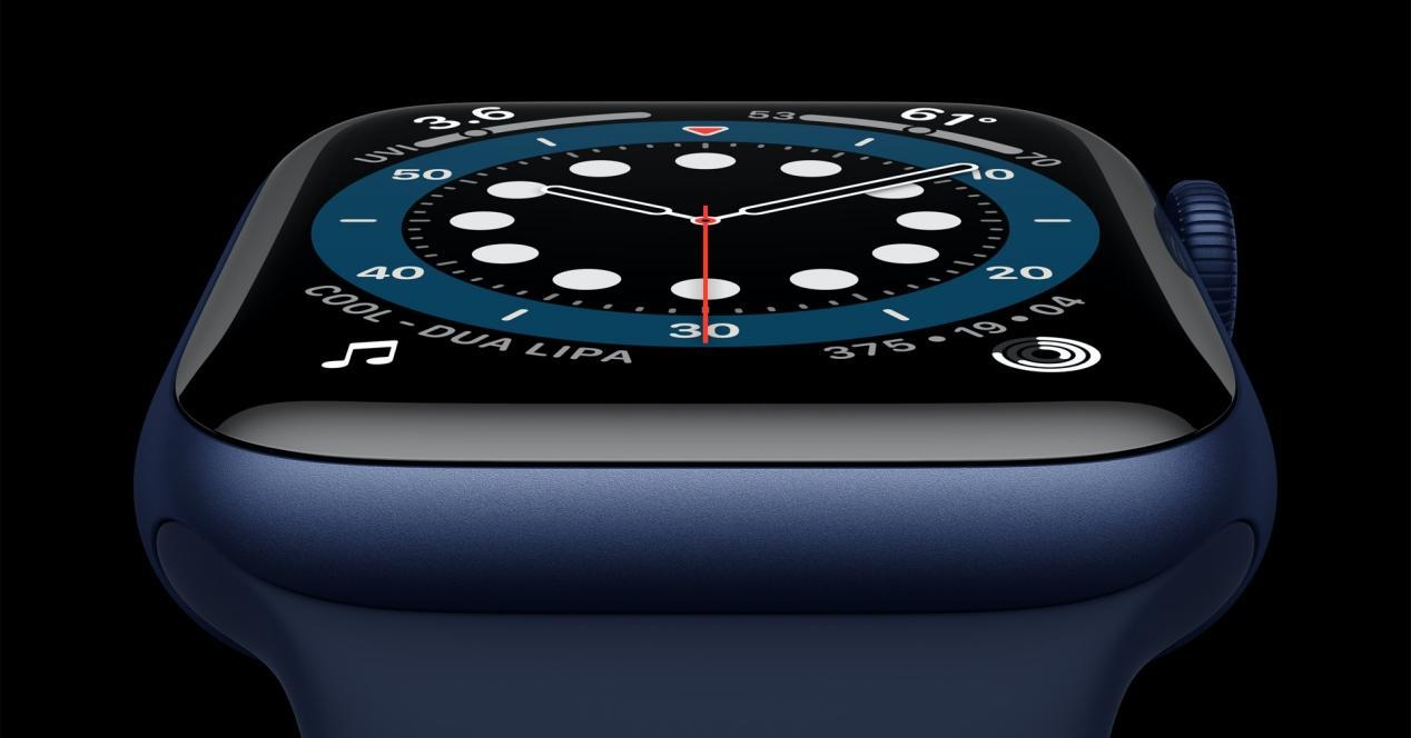 Nuevo Apple Watch Series 6