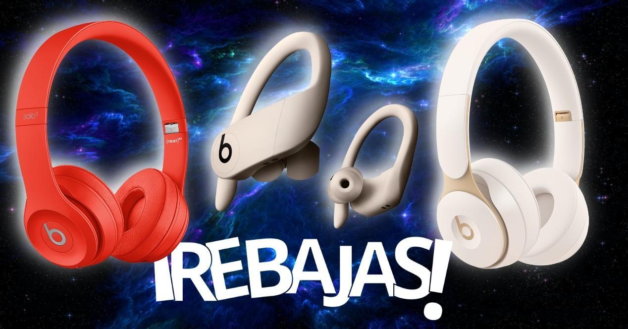 Oferta auriculares Beats