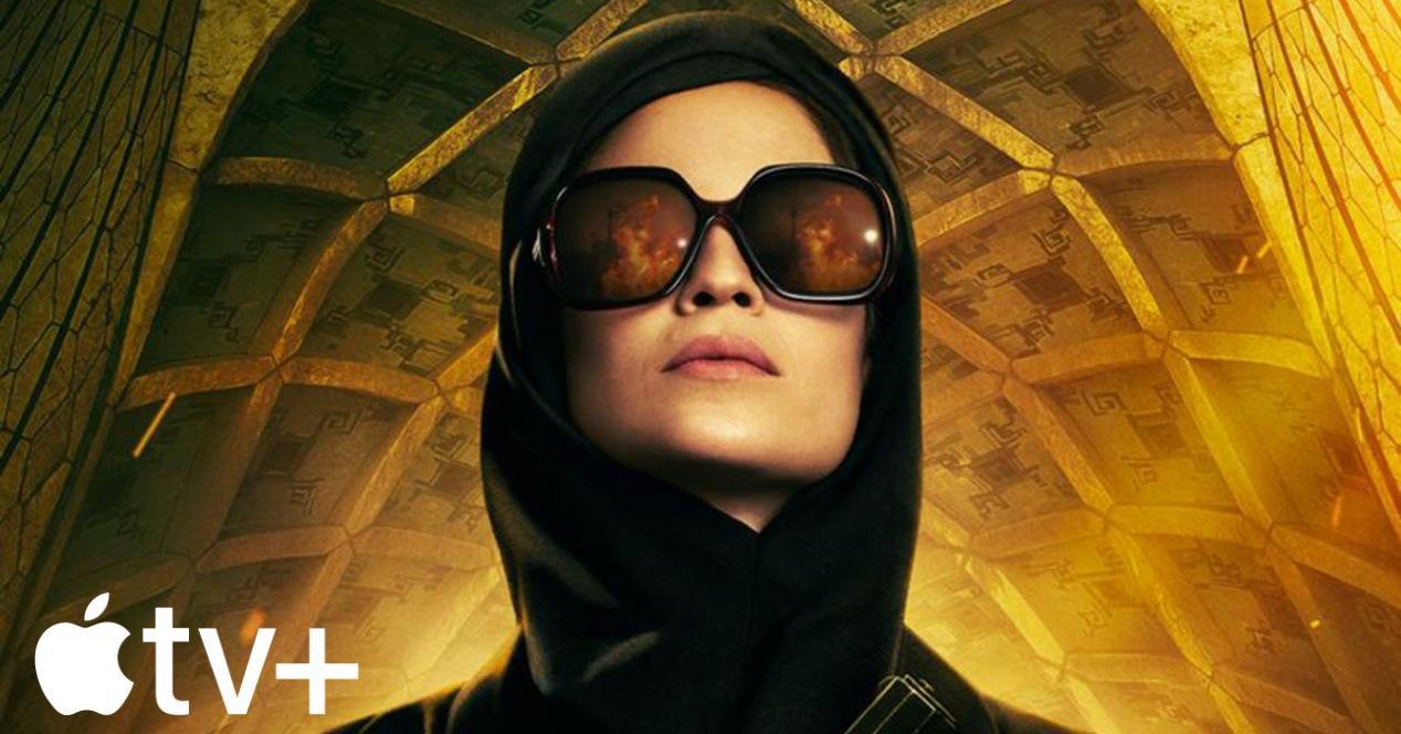 Teherán serie de Apple TV+