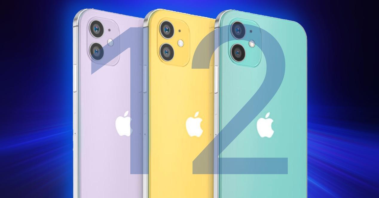 iPhone 12 conceptos