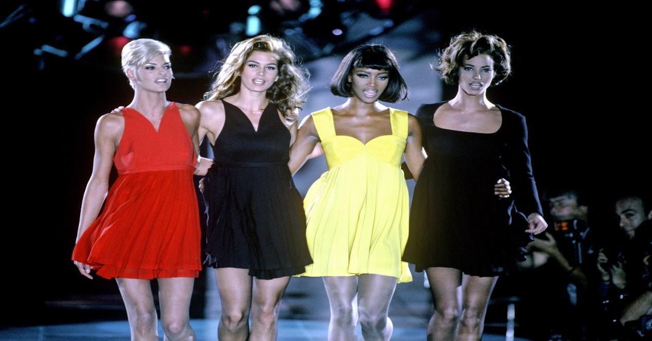 Apple TV+ Supermodelos serie