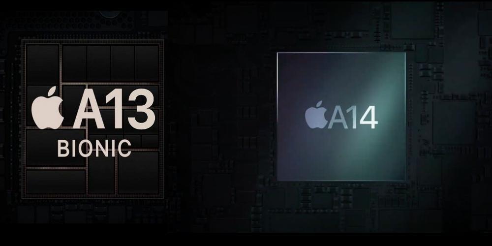 A13 Bionic vs A14 Bionic iPhone 11 vs iPhone 12