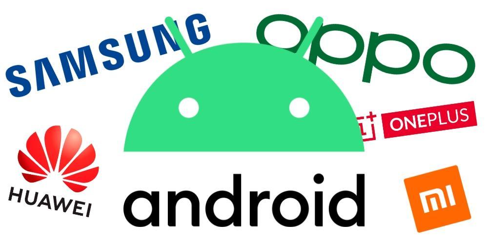 Marcas de Android