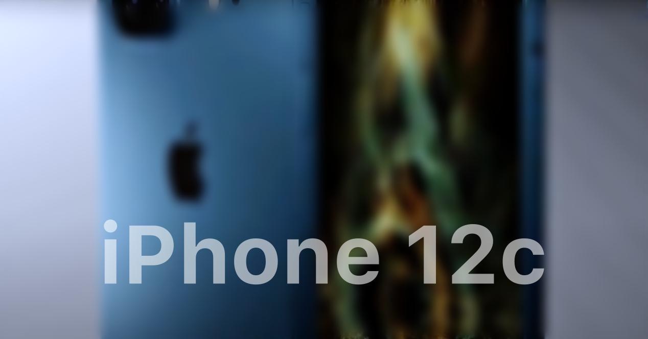 Concepto iPhone 12c