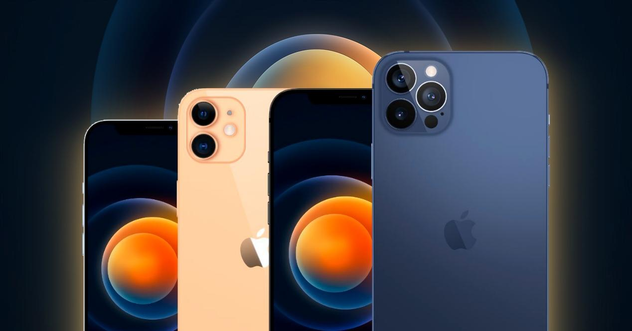 Renders iPhone 12