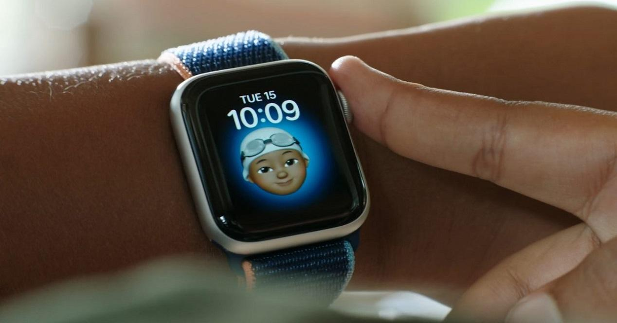 apple watch niños