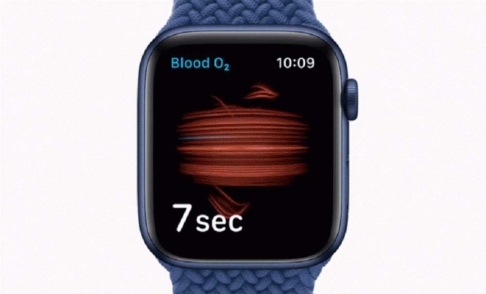 apple watch saturacion oxigeno