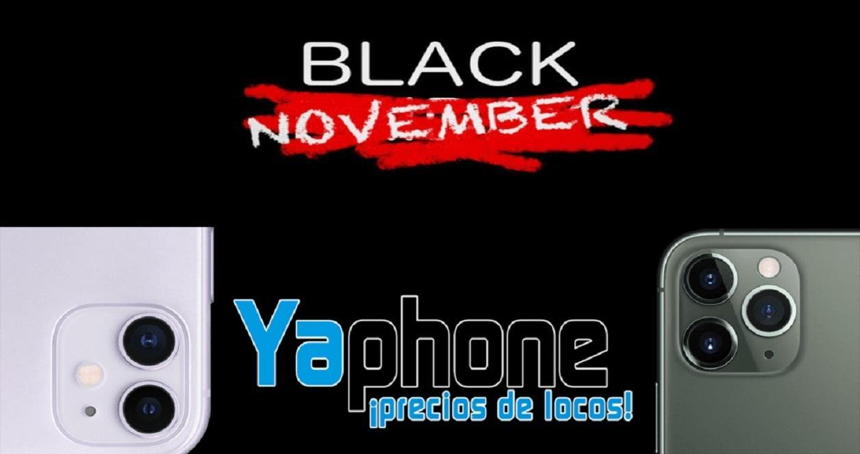 black november yaphone