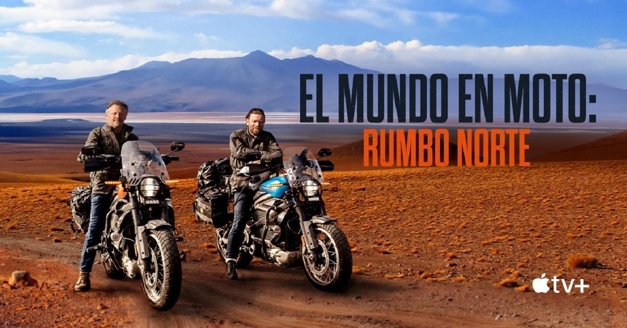 el mundo en moto rumbo norte